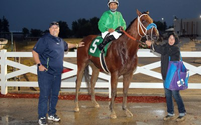 ASD Horse Trainer Jared Brown: The Working Man