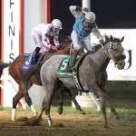 Uncharacteristic Wins the Manitoba Derby