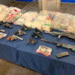 Social Media Post Leads Police to Seize Guns, $1.5M in Drugs