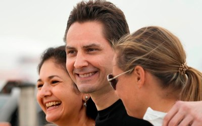 Michael Kovrig and Michael Spavor Back in Canada After Detention in China