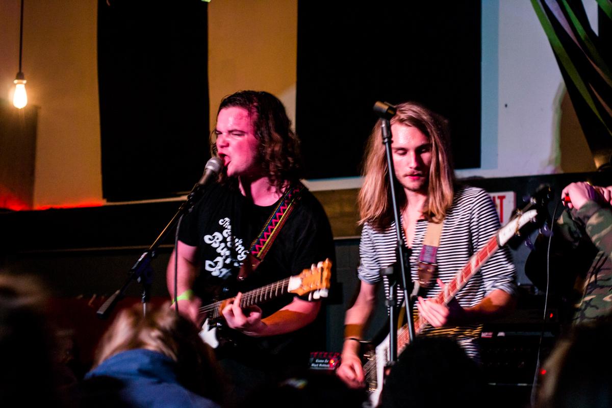 Jawws White Reaper Live East Room Nashville