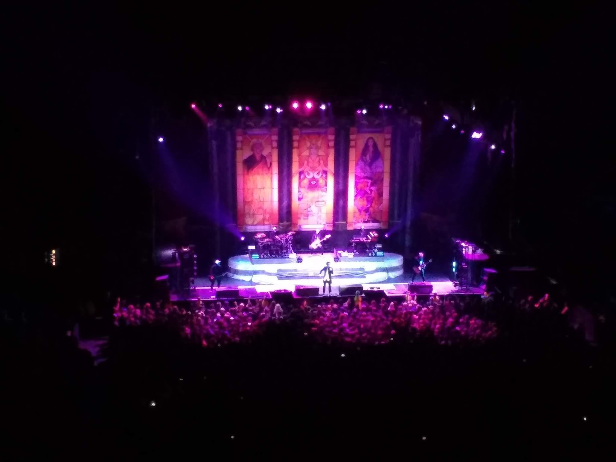Iron Maiden Nashville Bridgestone