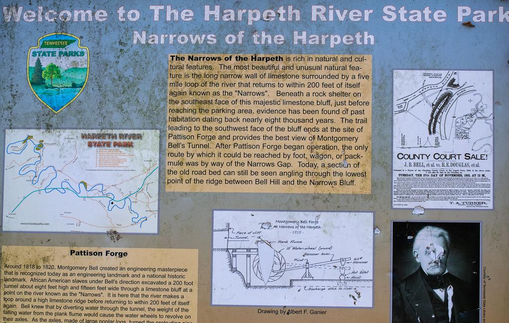 Harpeth River State Park Nashville