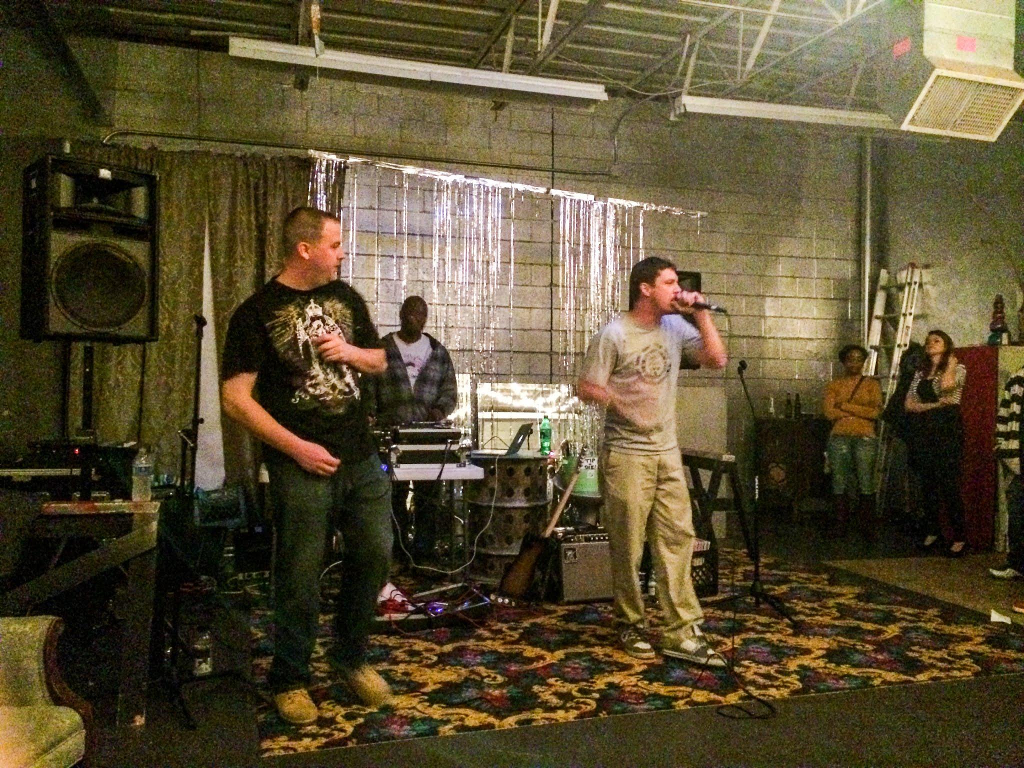 Boheme Collectif Nashville AL-D E.T. Quiet Entertainer