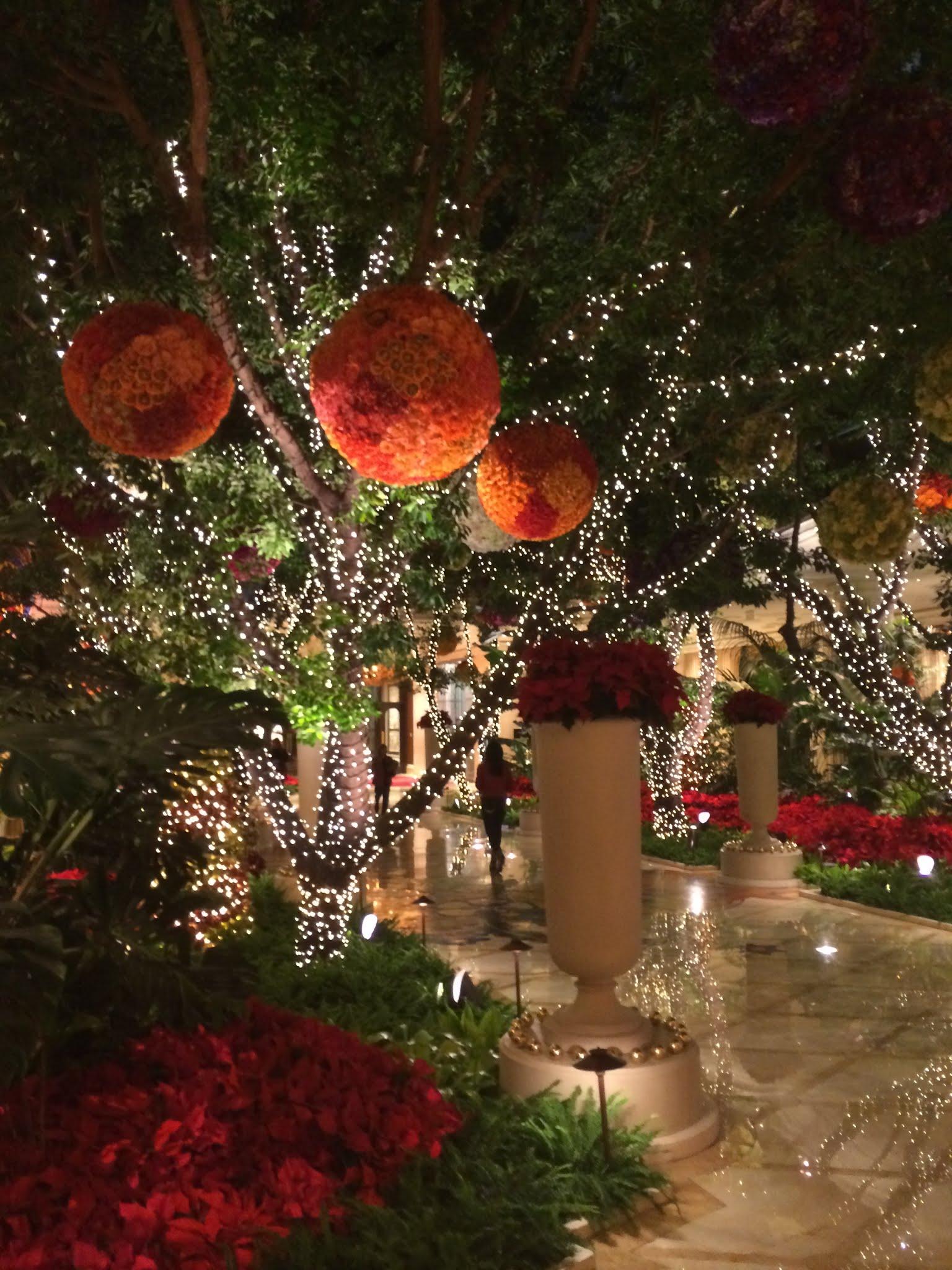Wynn Hotel Atrium Las Vegas