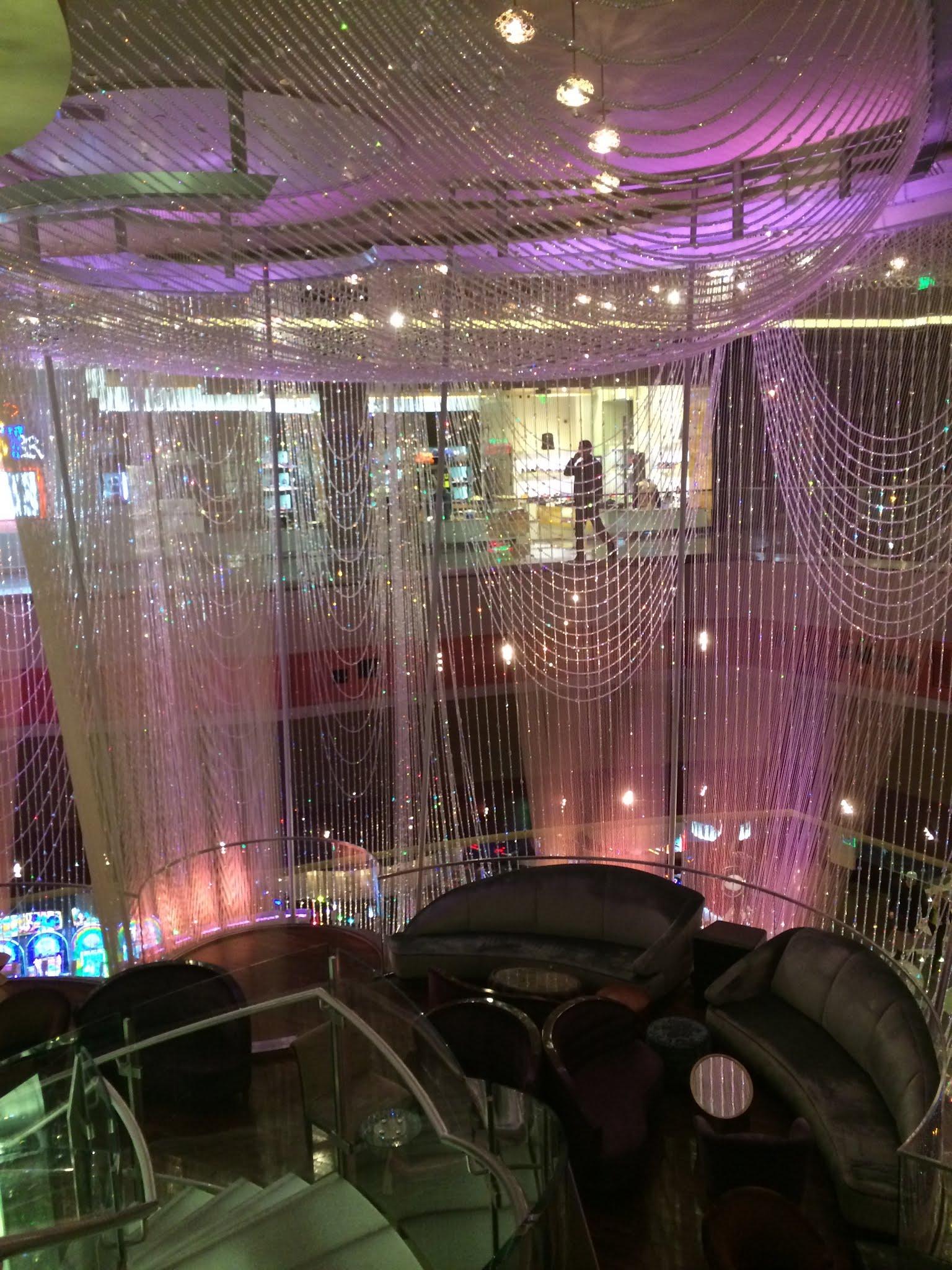 Chandelier Bar Cosmopolitan Hotel Las Vegas