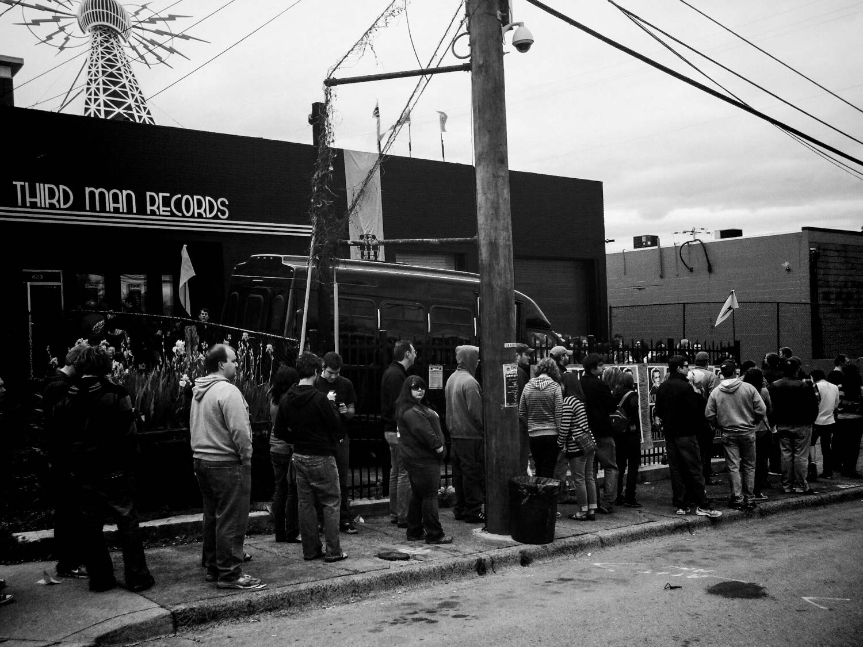 Third Man Records Store Day Nashville