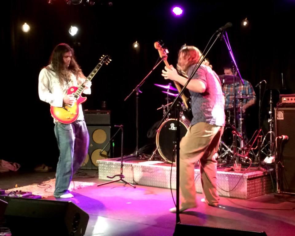 Uberphonics Rutledge Nashville Live
