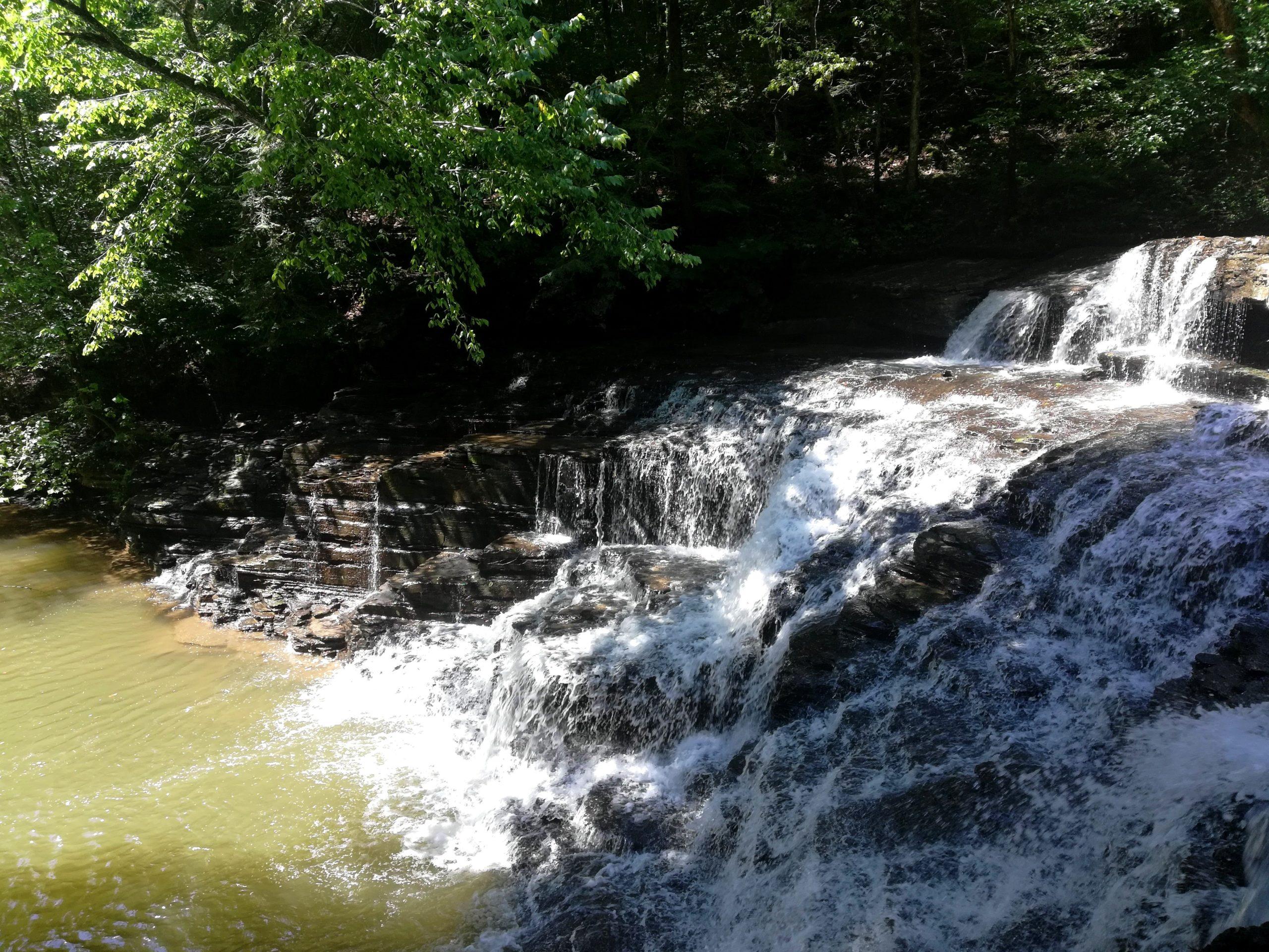 Window Cliffs Waterfalls
