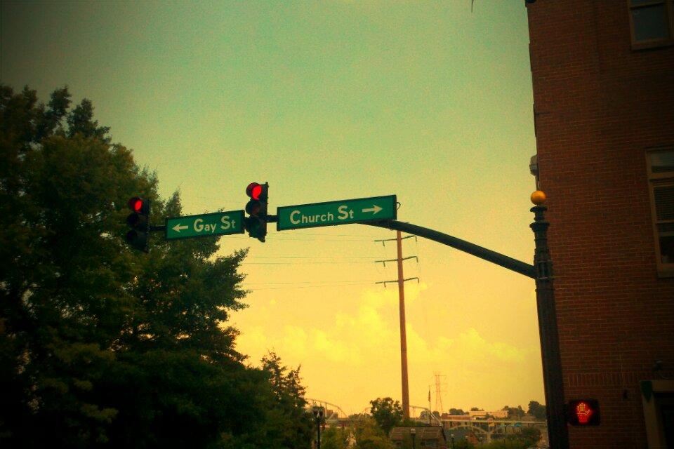 Church Gay Street Nashville