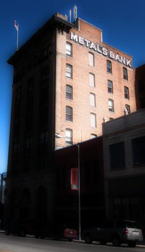 Metals Bank Butte