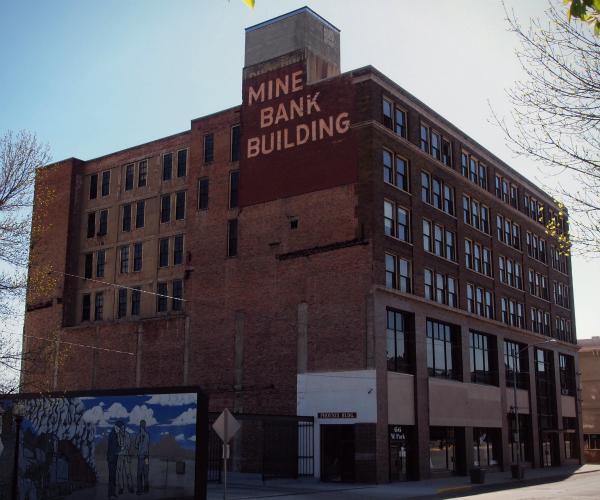 Mine Bank Building Butte Montana
