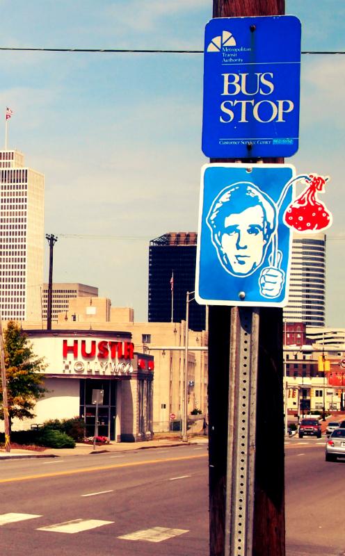 Ugly Lovely Nashville sign