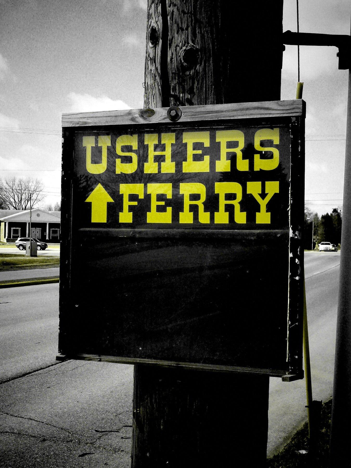 Ushers Ferry Hiawatha