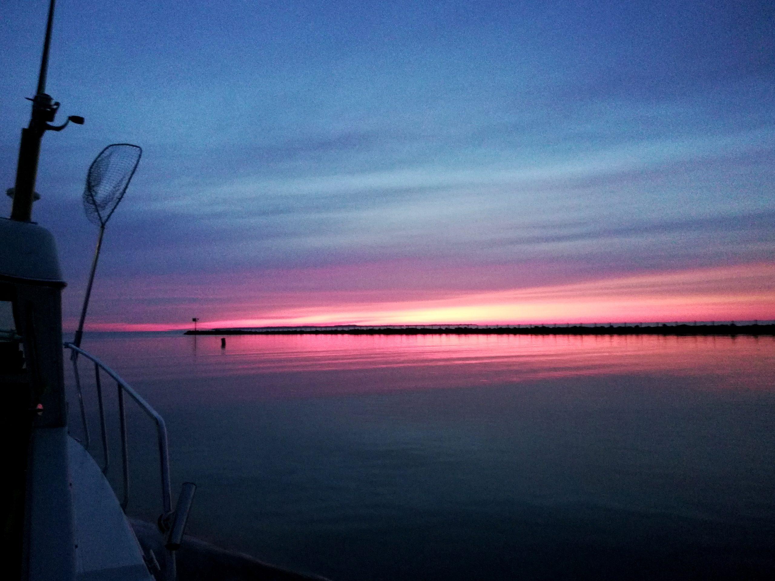 Captain Hook Fishing Charter Lake Erie Port Clinton Ohio