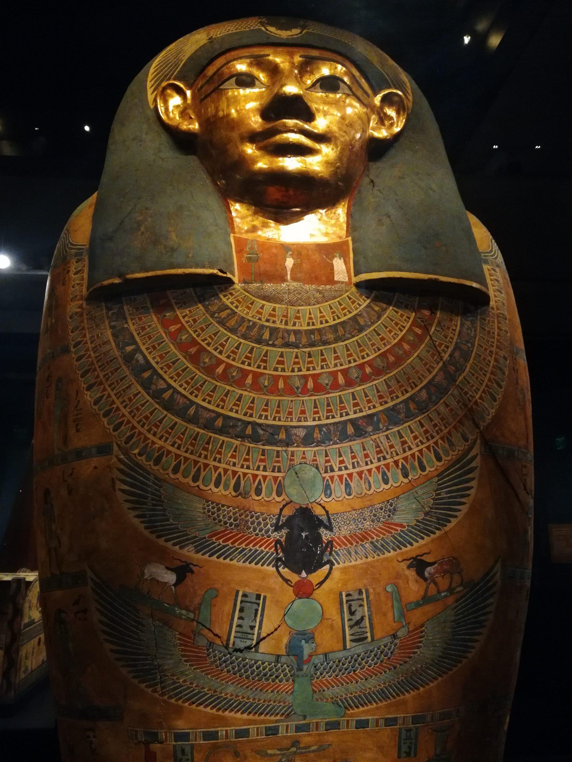 Egypt Tomb Nelson-Atkins Museum of Art Kansas City KCMO