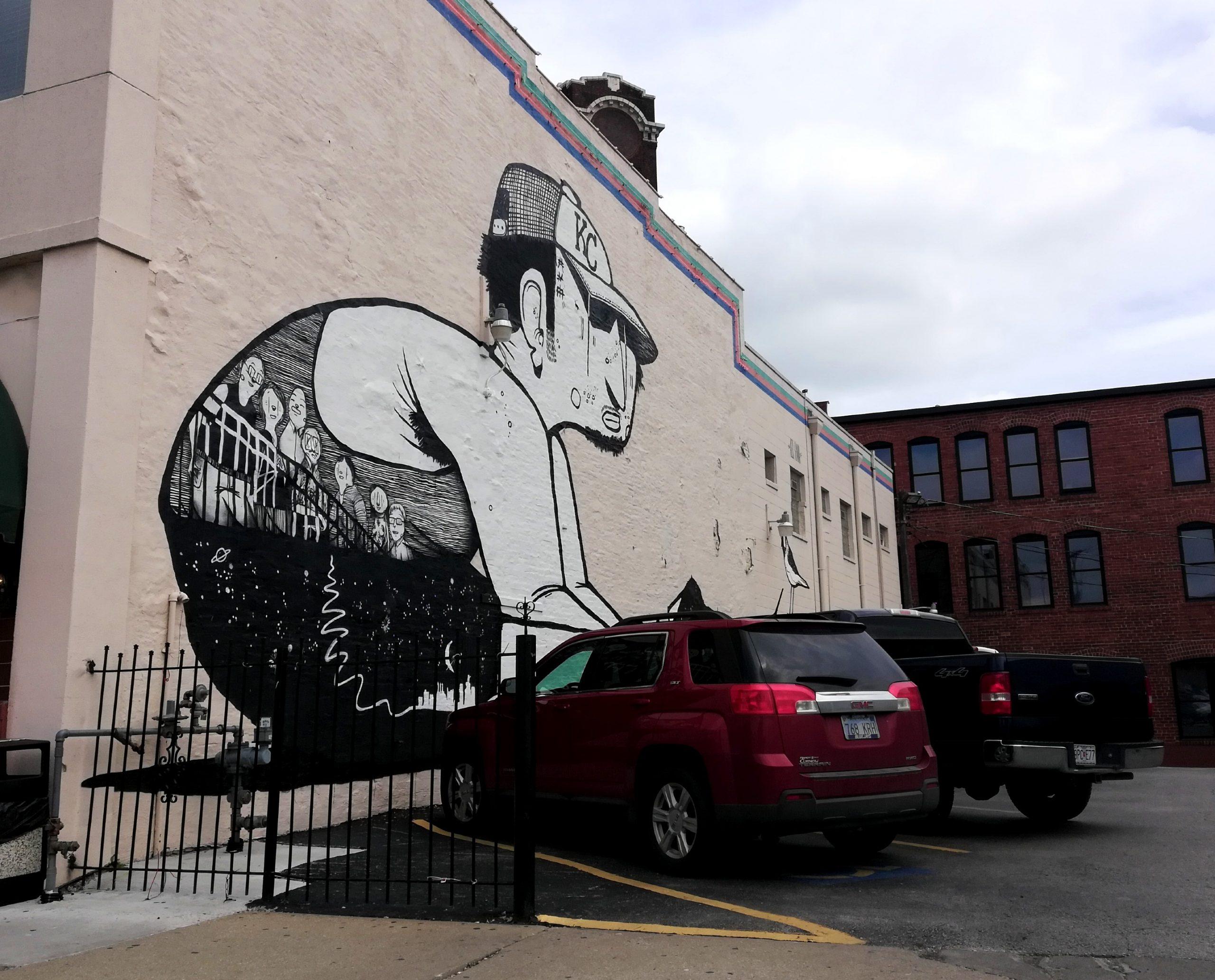 Kansas City Street Art Graffiti KCMO