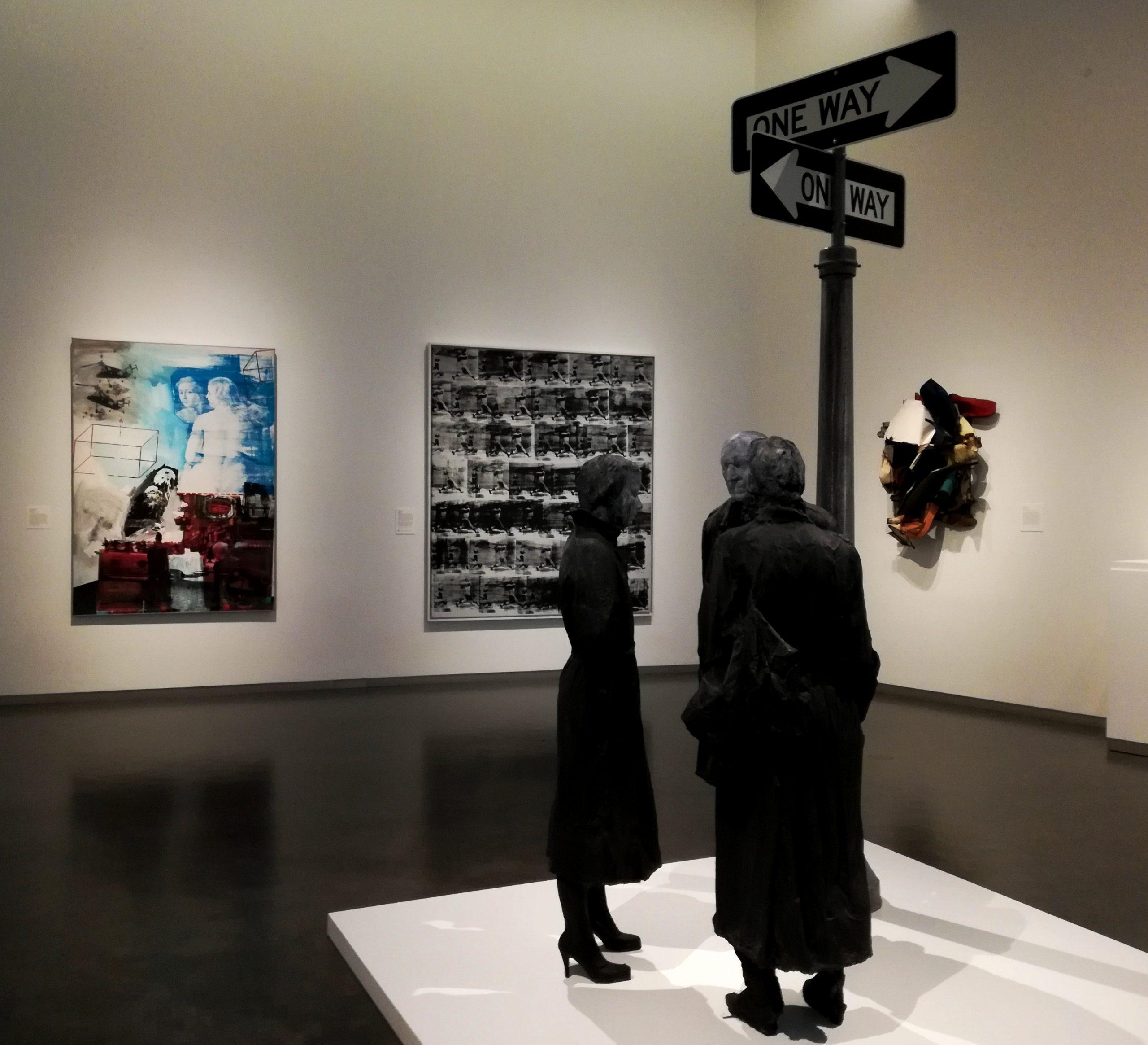 One Way Nelson-Atkins Museum of Art Kansas City KCMO