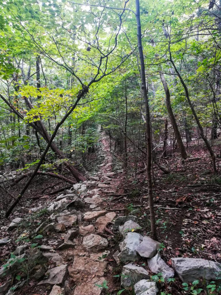 Monte Sano Nature Preserve Water Line Trail