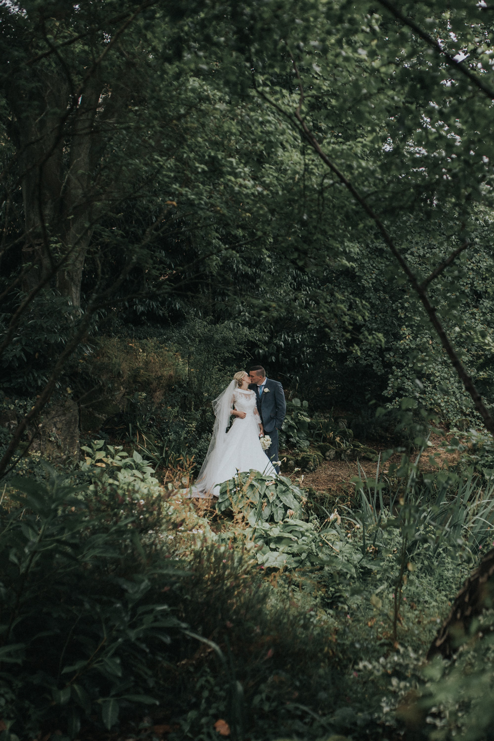 Weddings at St Augustines Priory Kent Wedding Photographer - Chris Deller Photography