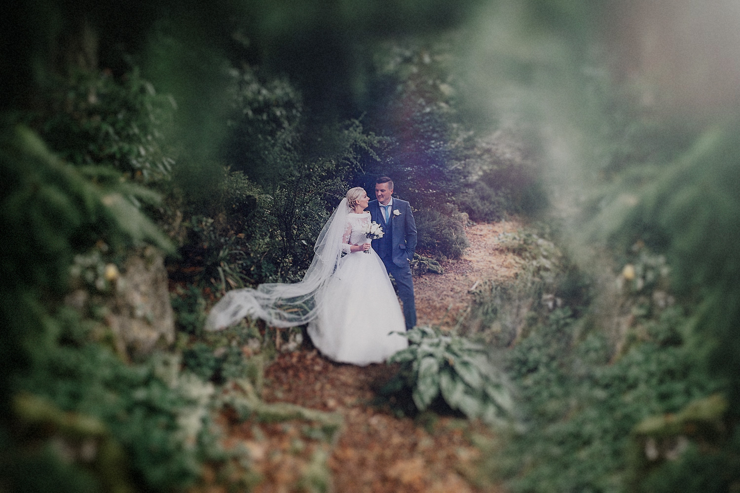 Wedding Photography at St Augustines Priory Kent by Chris Deller Photography