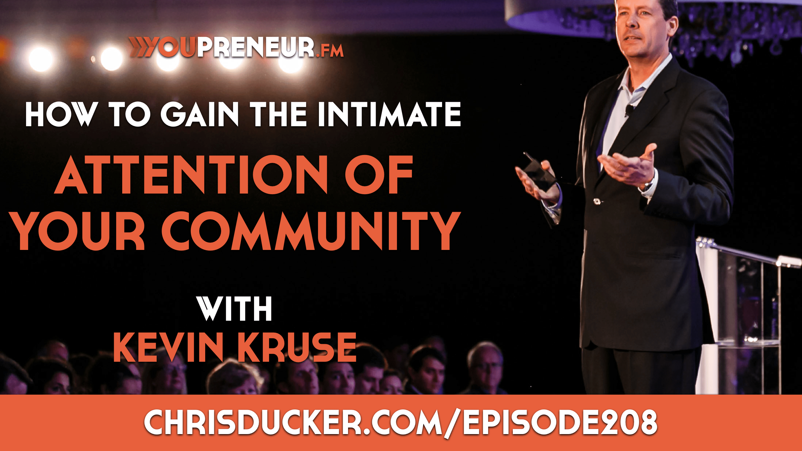 How To Gain The Intimate Attention Of Your Community With