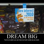 Motivational Poster: DREAM BIG