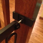 Today's Functional Print: Baby Gate Support