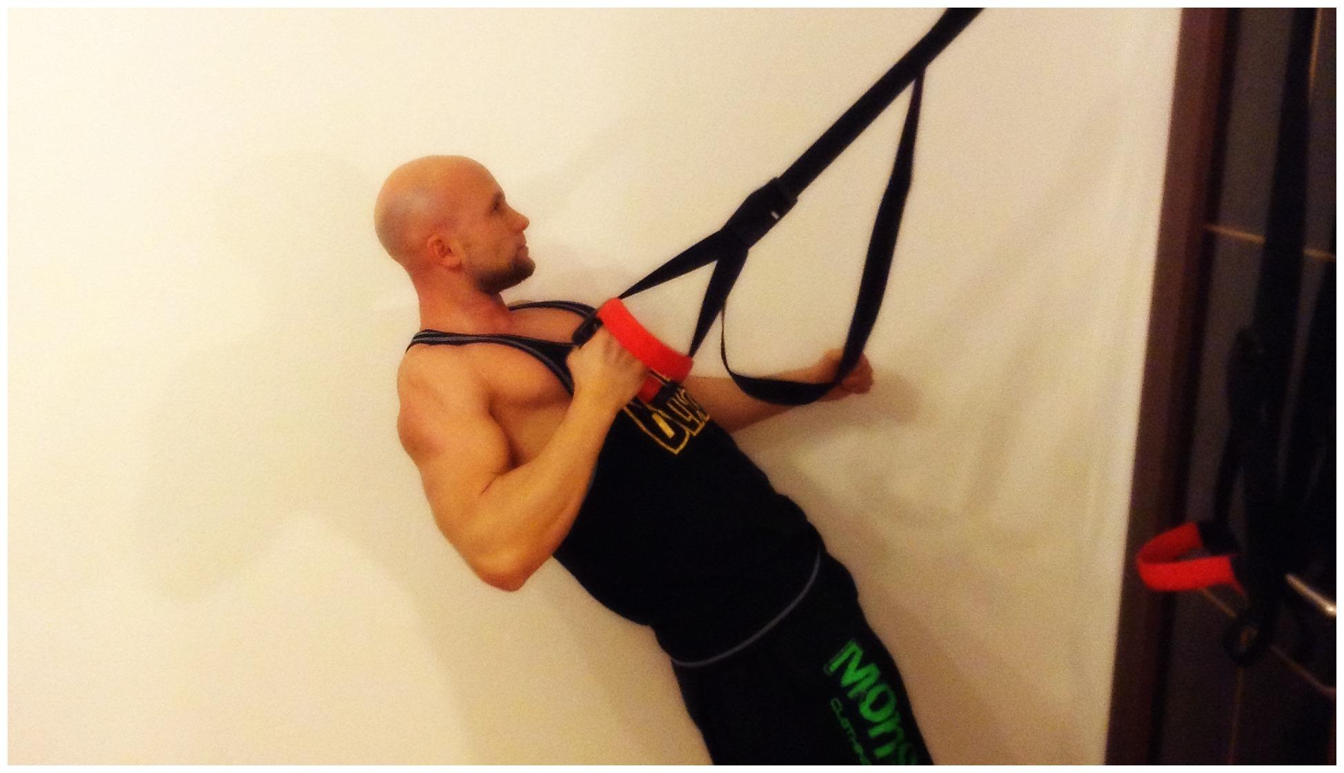 Schlingentraining - Fitnesstrainer Wien
