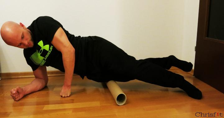 Foam Roller - Fitnesstrainer Wien
