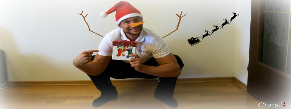 Geschenke-Auspack-Challenge Fitness Personal Trainer Wien
