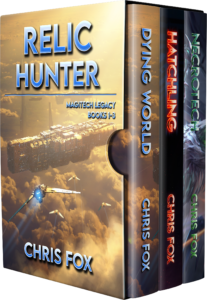 Relic Hunter Box Set
