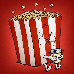 Popcorn Supping