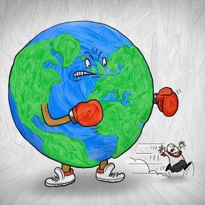 Angry Earth