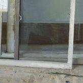 Christopher Gallego, American b. 1959, Window Panes, detail, 2002