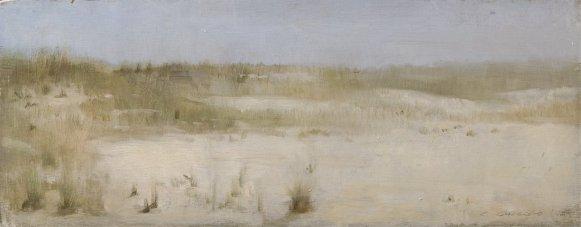 Christopher Gallego, Artist Image Title: Beach Grasses #2