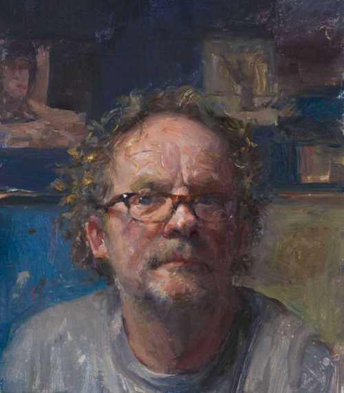 How to Handle Rejection as an Artist-Blog Post by Christopher Gallego-Featured Artist Julian Merrow Smith