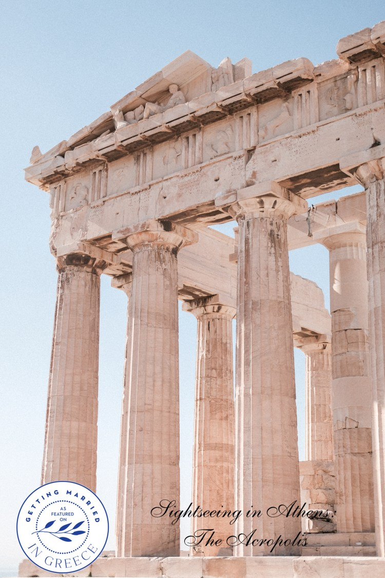 SIGHTSEEING IN ATHENS- THE ACROPOLIS2