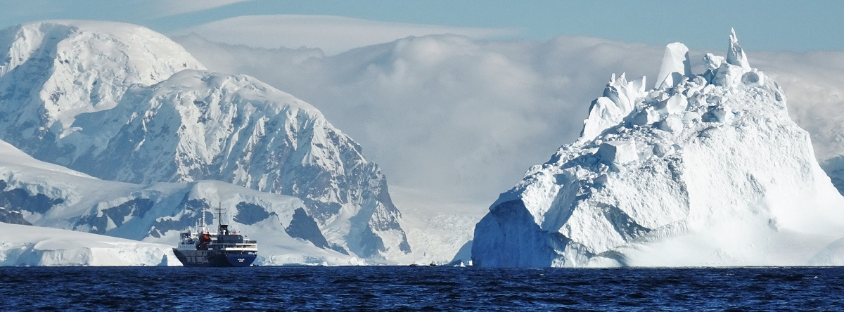 Antarctica – a trip of a lifetime!