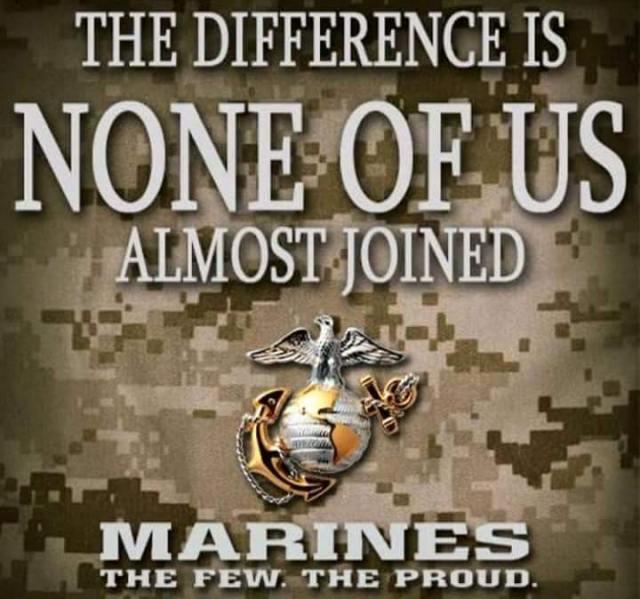 USMC 240th Birthday