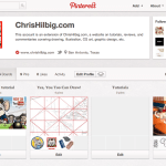 ChrisHilbig.com is now on Pinterest