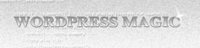 WordPress Magic: Edit Images in WordPress (1/6)