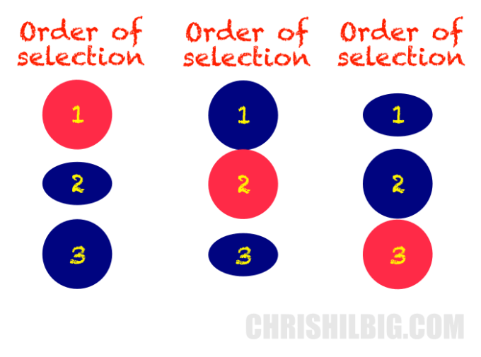 exchange-positions-of-selected-objects-example