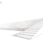 Yes, You Too Can Draw! – Ch 14: Drawing A Ramp & Stair Case In Perspective