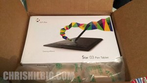 Review: XP-Pen Star 03 Graphics Tablet