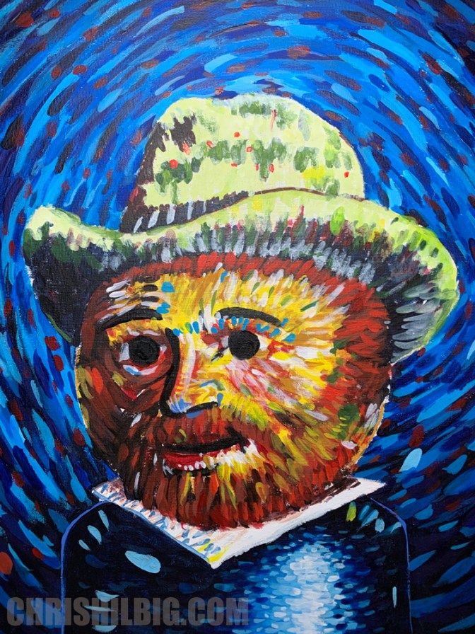Added yellows to weeble van gogh's hat