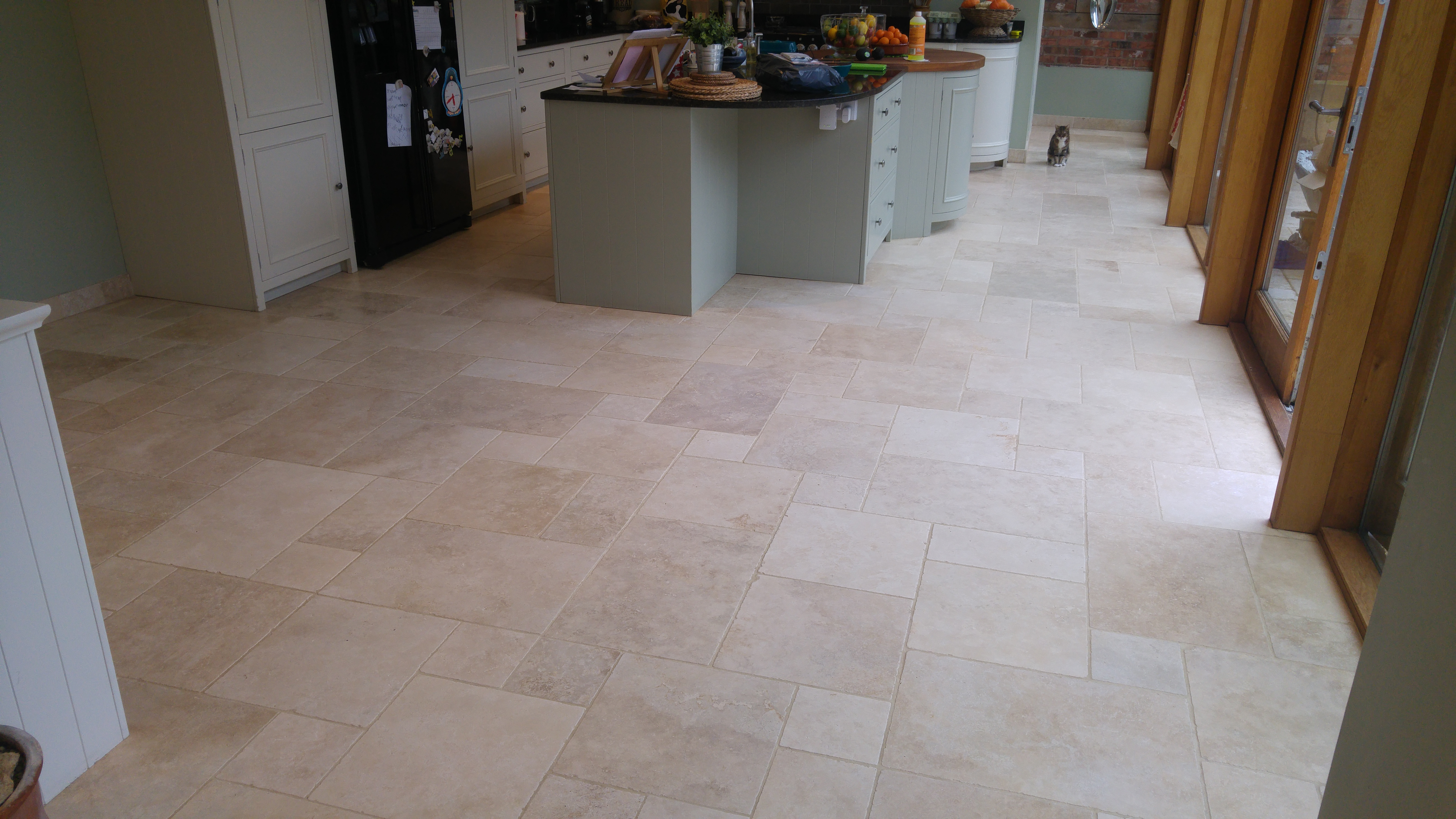 stone tile and grout cleaning services chris james cleaning
