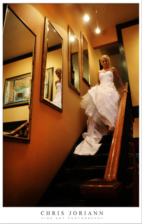 bridedownstairs