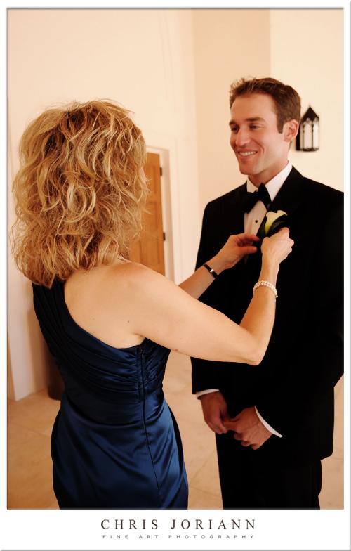 groom mom