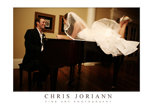bride groom piano full